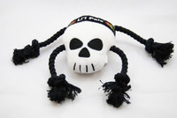 Plush Skull Toy