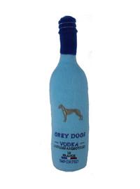 Grey Dogs Vodka Dog Toy