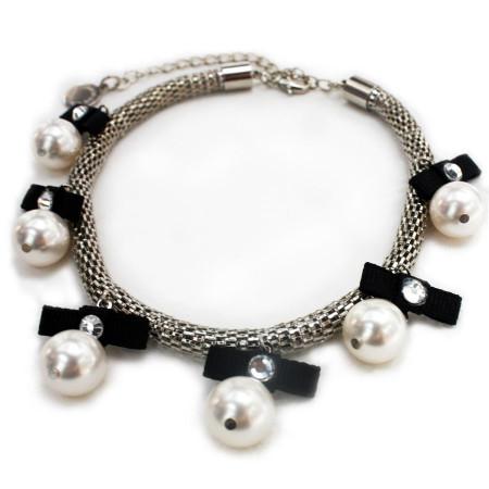 Louisdog Vanilla Candy Dog Necklace
