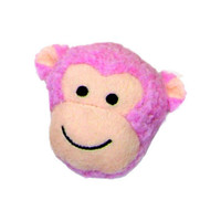 Small Fleece Monkey Dog Toy