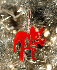 Pierre Frenchie Ornament