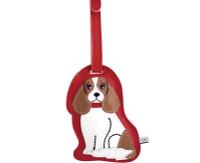 Dog Luggage Tag (King Charles)