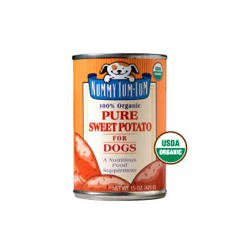 Nummy Tum Tum Organic Pure Sweet Potato Food Supplement