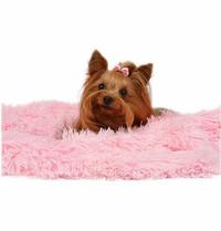 Susan Lanci Shag Pet Blankets