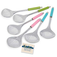 Meow Town Stainless Steel Litter Scoops