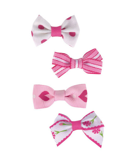 Pretty in Pink Bows