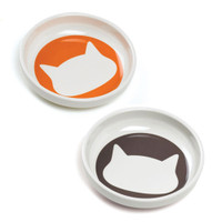 Shadow Cat Bowls