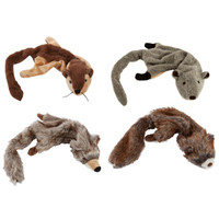 Unstuffies Dog Toys