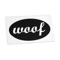 Woof Dog Placemat