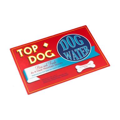 Vintage Pet Top Dog Placemat
