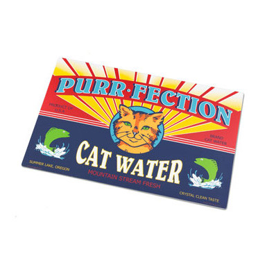 Vintage Pet Purr-Fection Cat Placemat