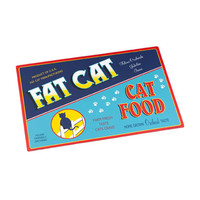 Vintage Pet Fat Cat Placemat