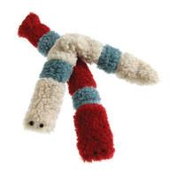 Sheepskin Caterpillar Cat Toy