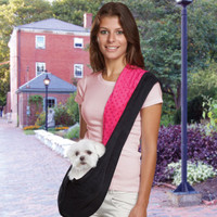 Brite Reversible Sling Pet Carrier