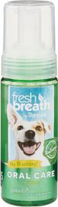 Tropiclean Fresh Breath Mint Dental Foam
