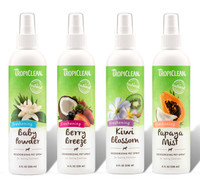 Tropiclean Deodorizing Pet Sprays