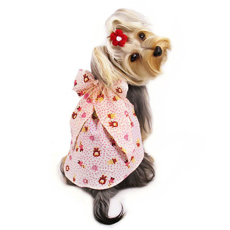Big Bow Dog Sundress