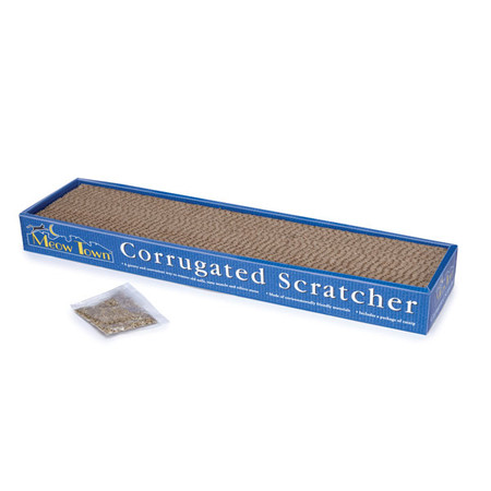 Corrugated Cat Scratchers