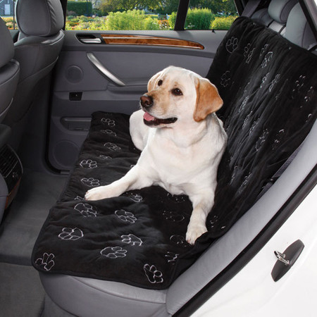 Pawprint Car Seat Covers
