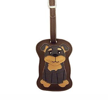 Dog Luggage Tag (Rottweiler)