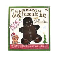 Organic Dog Biscuit Kit - Christmas Edition
