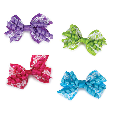Gracie Dog Bows