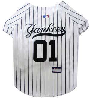official photos eb39a 44198 New York Yankees Dog Jersey