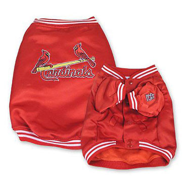 the best attitude 47897 bed4c St. Louis Cardinals Dog Jacket