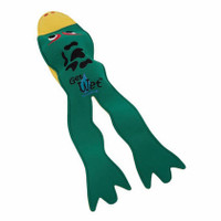 Get Wet Frog Dog Toy