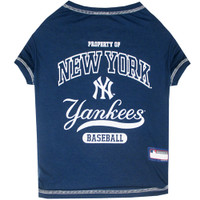 New York Yankees Dog T-Shirt