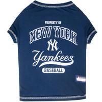 New York Yankees Dog T-Shirt
