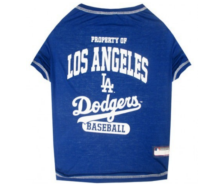 reputable site 15254 82103 Los Angeles Dodgers Dog T-Shirt