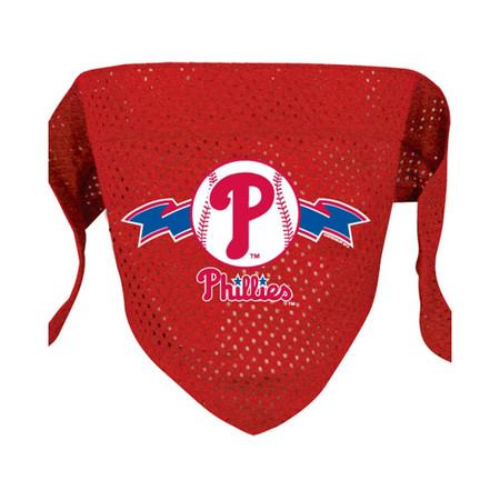 Philadelphia Phillies Mesh Dog Bandana