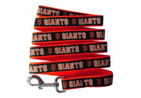San Francisco Giants Logo Dog Leash