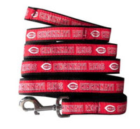 Cincinnati Reds Dog Leash