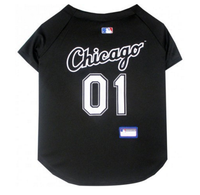 Chicago White Sox V-Neck Dog Jersey