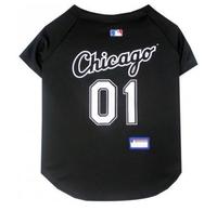 Chicago White Sox V-Neck Dog Jersey