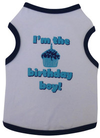 Birthday Boy Dog Tank