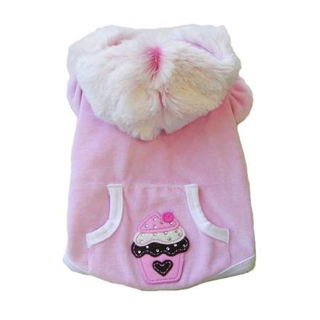 Ruff Ruff Couture Haley Dog Hoodie