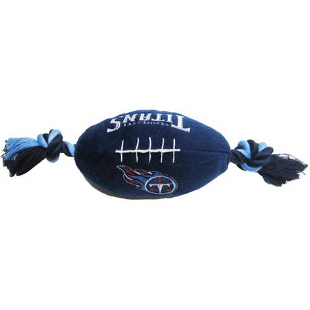 Tennessee Titans Football Dog Toy