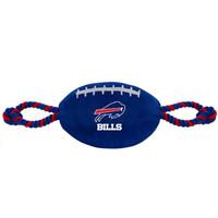 Buffalo Bills Football Dog Toy