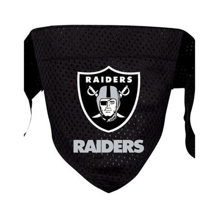 Oakland Raiders Mesh Dog Bandana