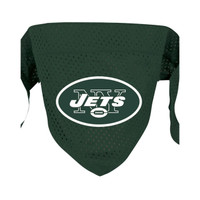 New York Jets Mesh Dog Bandana