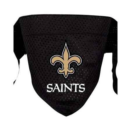 New Orleans Saints Mesh Dog Bandana