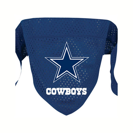 Dallas Cowboys Mesh Dog Bandana