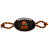 Cleveland Browns Nylon Football Toy