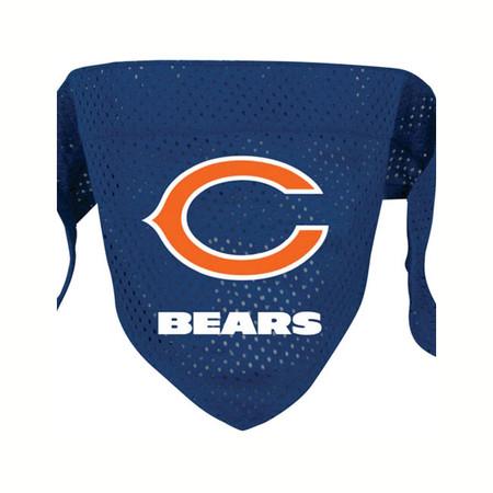 Chicago Bears Mesh Dog Bandana