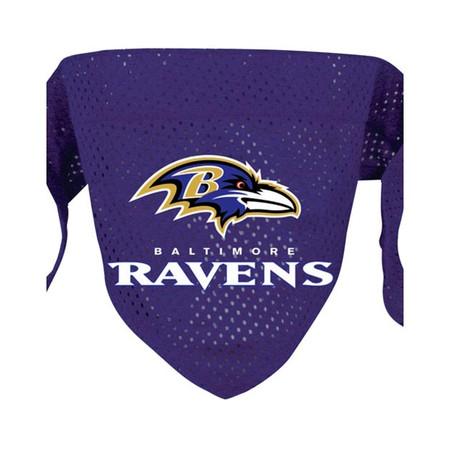 Baltimore Ravens Mesh Dog Bandana