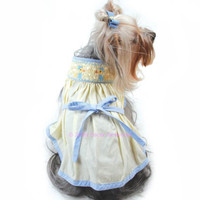 Oscar Newman Duckie Hand Smocked Dress