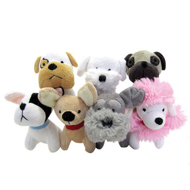 All Bark No Bite Dog Toys